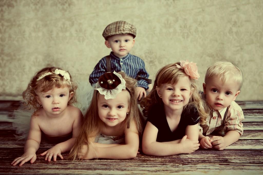 5 wspaniałych :)